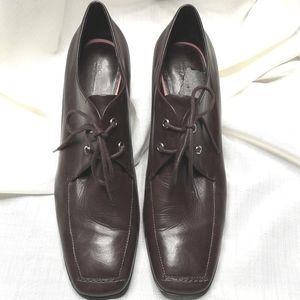 Rockport Sole Innovation Leather Lace Up Pump